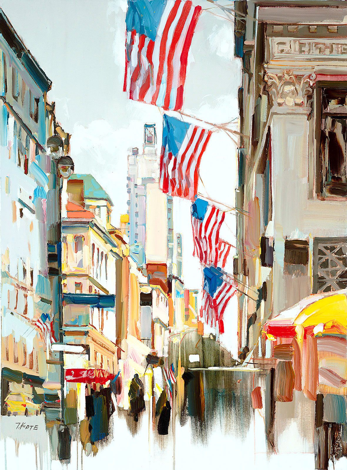 Josef Kote - Glorious Unfolding