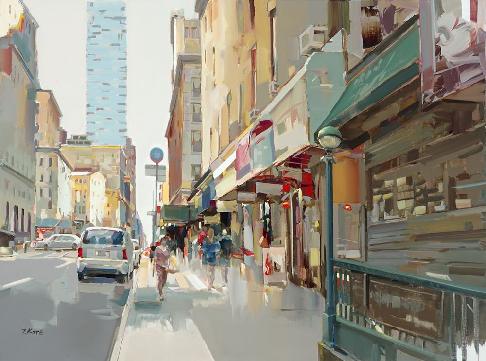 Josef Kote - Just In Time