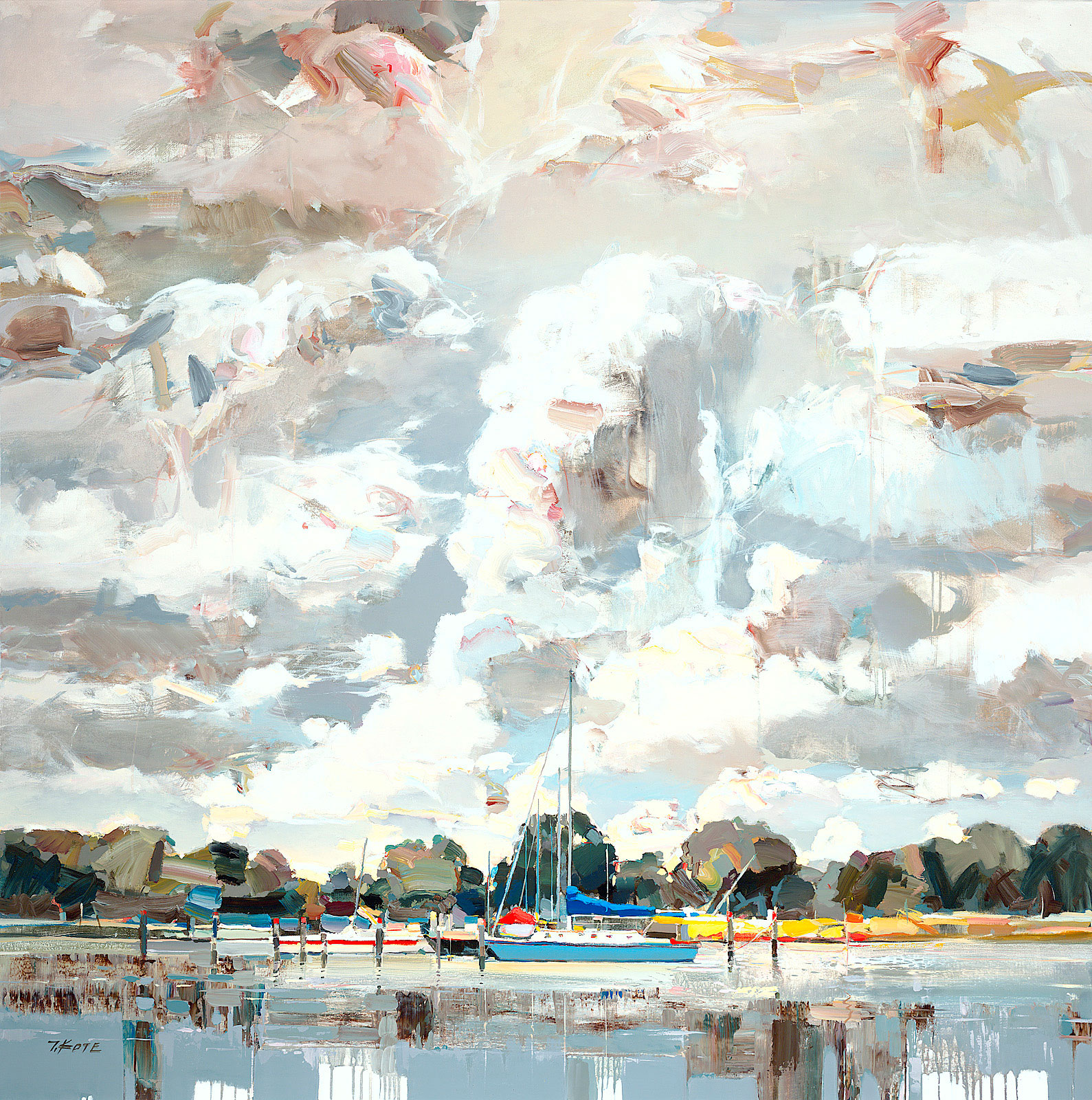 Josef Kote - Light Is Creation