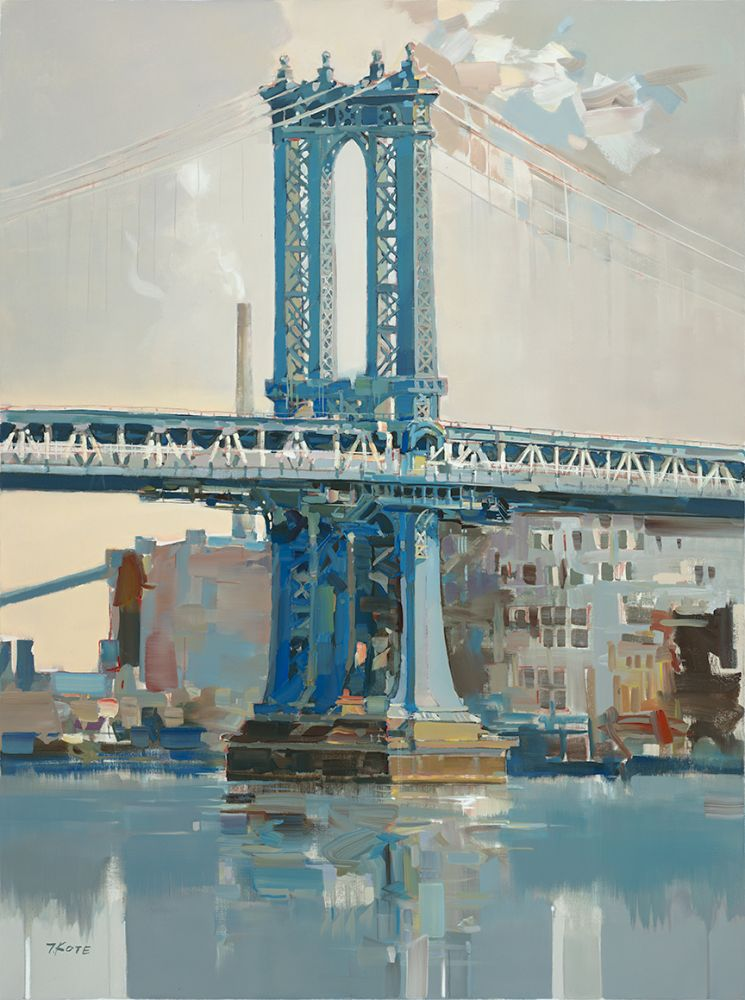 Josef Kote - Manhattan Bridge