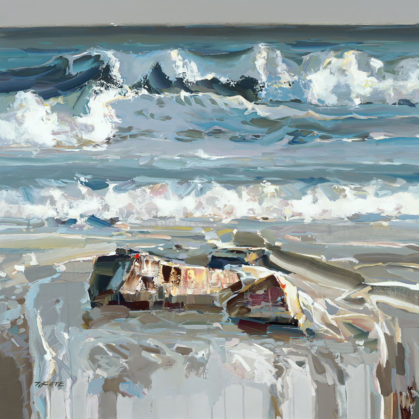 Josef Kote - Mezmerizing Waves