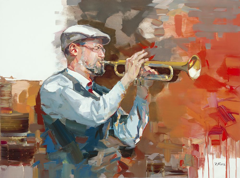 Josef Kote - More Than A Feeling