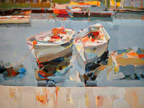 Josef Kote - Resting in the Water