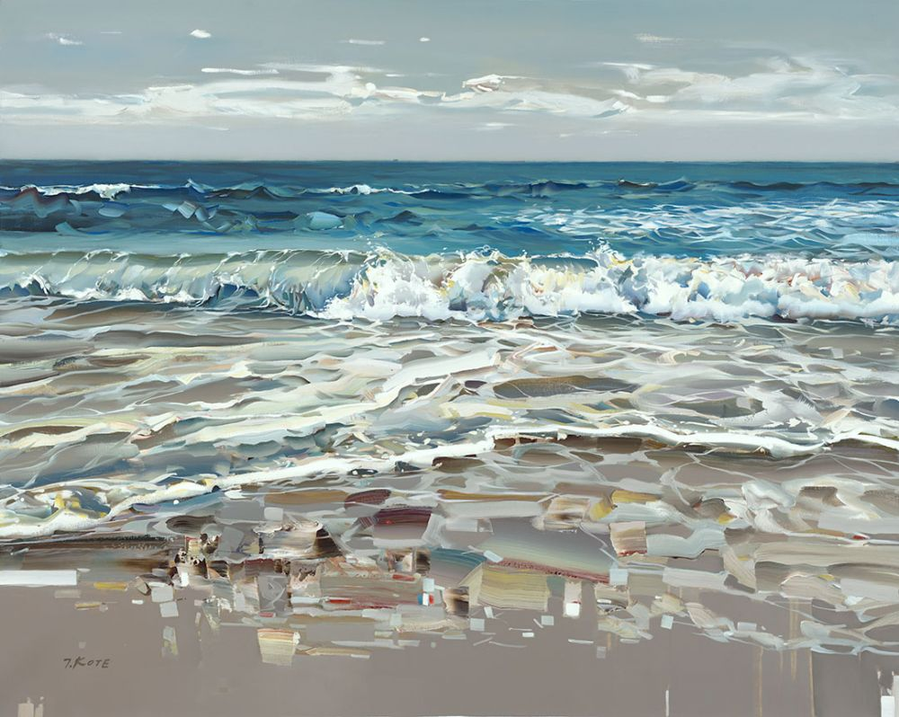 Josef Kote - Wave After Wave