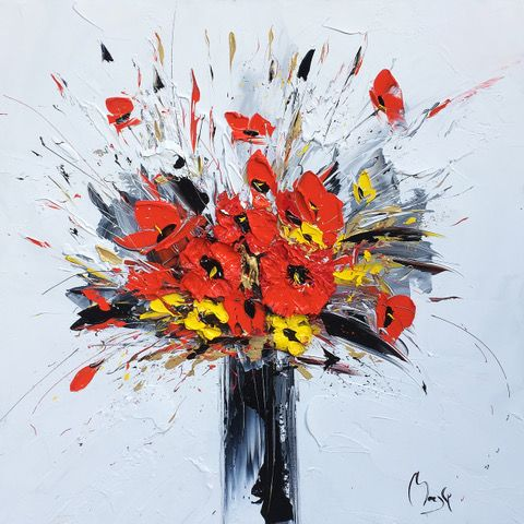 Louis Magre - Joyous Bouquet