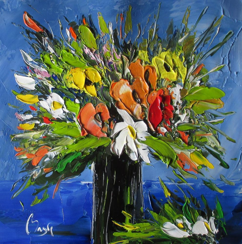 Louis Magre - Mixed Bouquet
