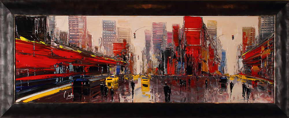 Louis Magre - New York, New York