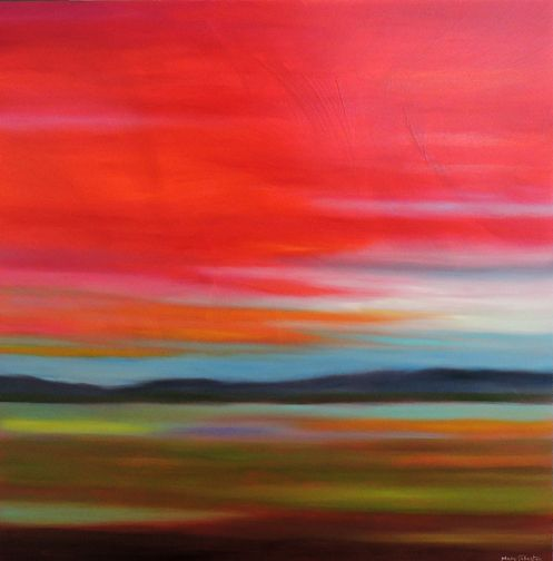 Mary Johnston - Firesky