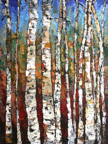 Maya Eventov - Birch