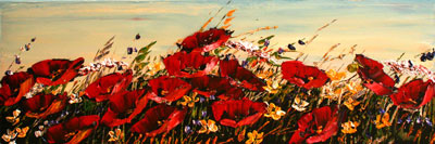 Maya Eventov - Poppies