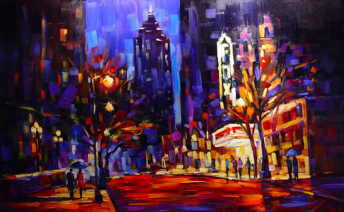 Michael Flohr's - A Night at the Fox