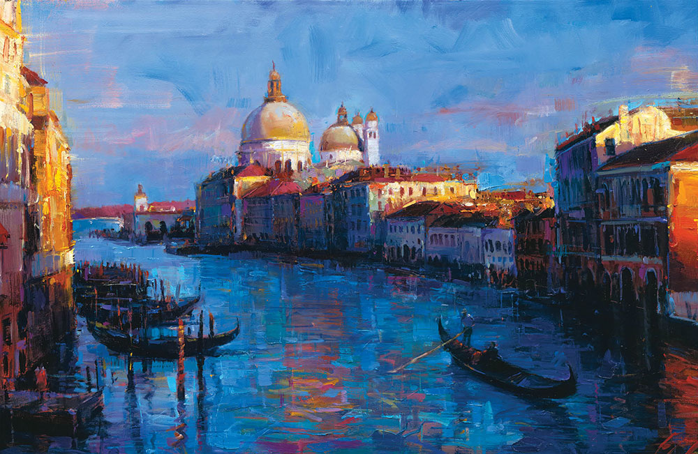 Michael Flohr's - Beautiful Venice