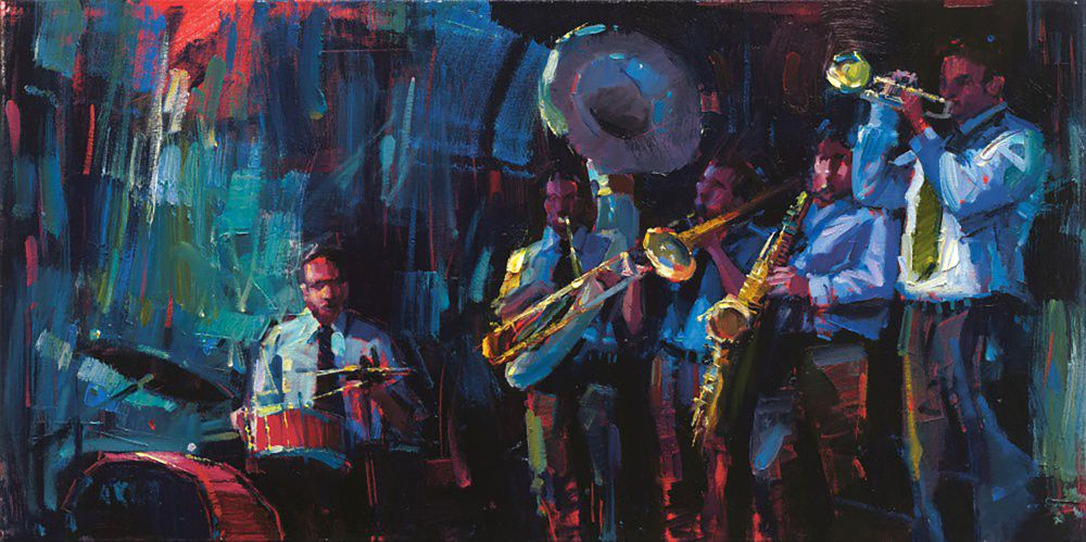 Michael Flohr's - Blue Note