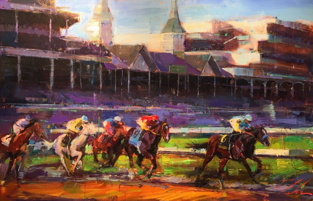 Michael Flohr's - Churchill Downs