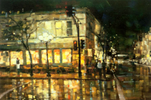 Michael Flohr's - City Reflections