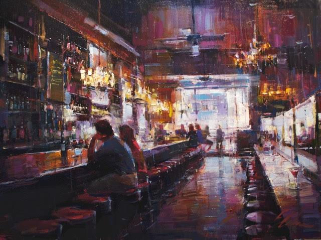 Michael Flohr - Cocktails at Carmine's