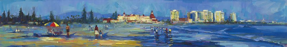 Michael Flohr's - Coronado Beach Walk