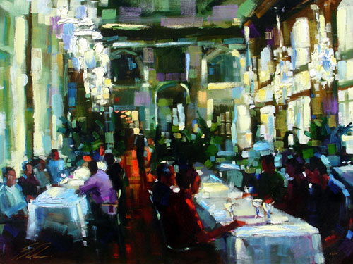 Michael Flohr's - Crystal Cafe