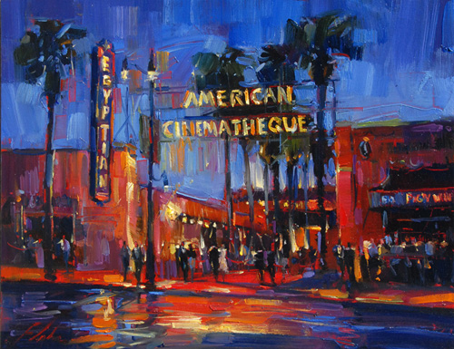 Michael Flohr - Egyptian Theatre