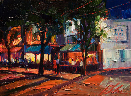 Michael Flohr - Evening Walks