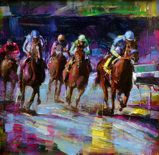 Michael Flohr - In the Lead