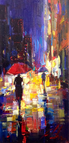Michael Flohr - Into the Night