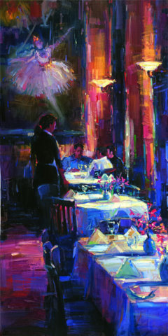 Michael Flohr's - Lunch with Degas