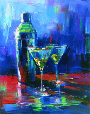 Michael Flohr's - Martini for Two