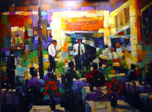 Michael Flohr's - Martinis and Jazz
