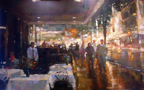 Michael Flohr's - Night Life