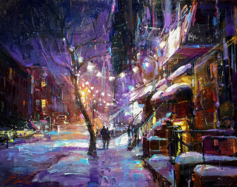 Michael Flohr - NY Holiday