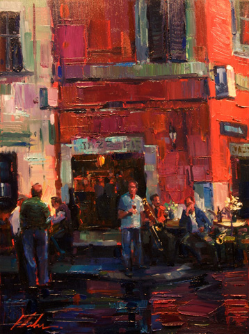 Michael Flohr - On Break