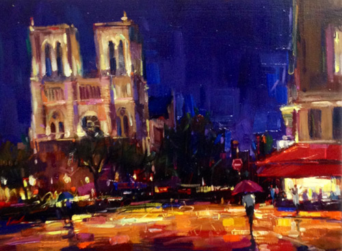 Michael Flohr - Paris at Night