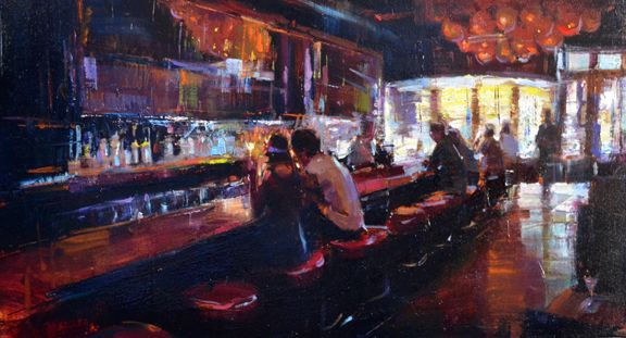 Michael Flohr - Romantic Interlude at Fontaines