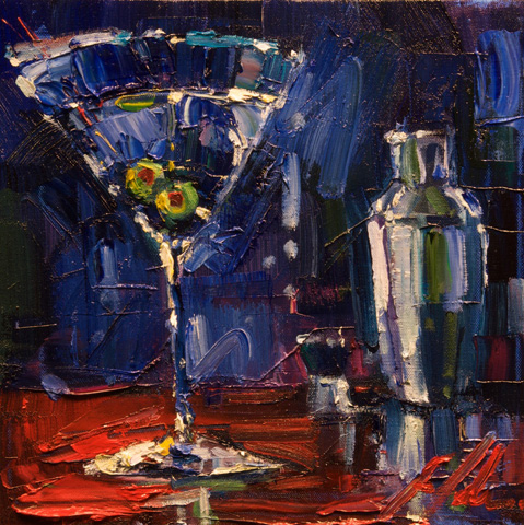 Michael Flohr - Shaken With Two Olives