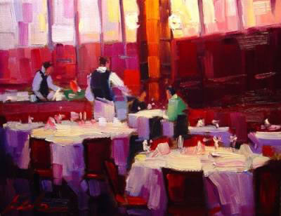 Michael Flohr's - Table for Two