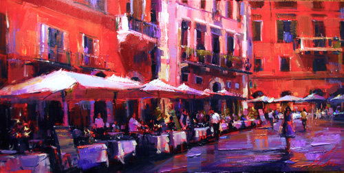 Michael Flohr - The Piazza