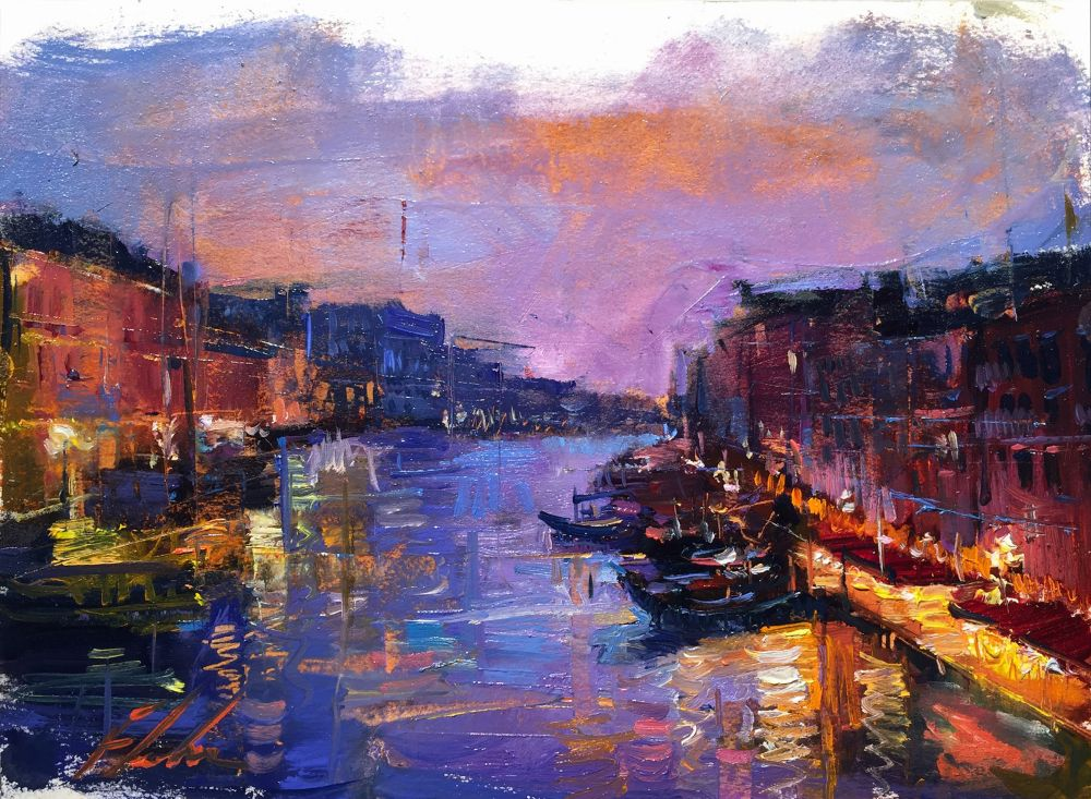 Michael Flohr - Venetian Evening