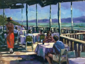 Michael Flohr's - View of the Vineyard