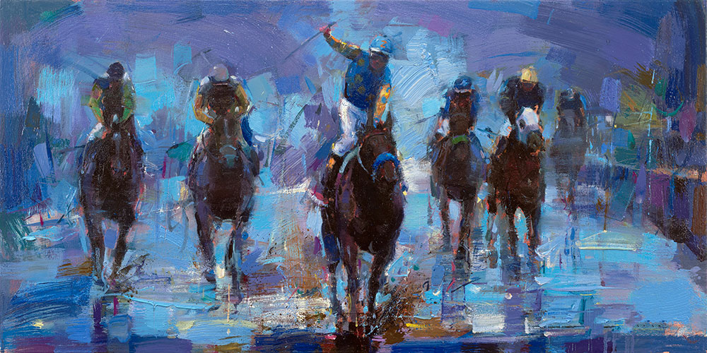 Michael Flohr's - Win at the Preakness