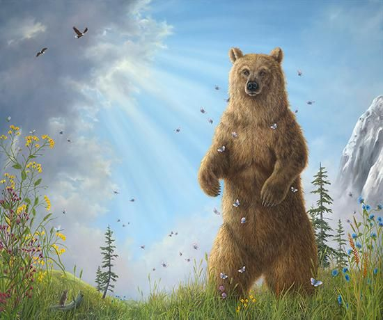Robert Bissell  - Majesty