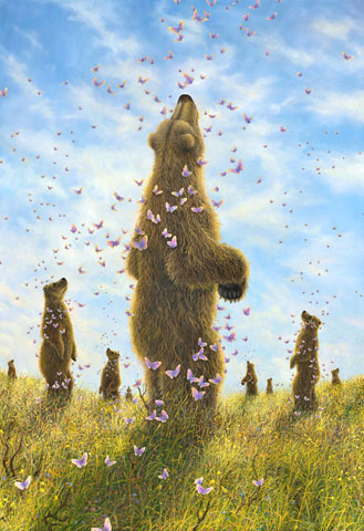 Robert Bissell - The Enchantment