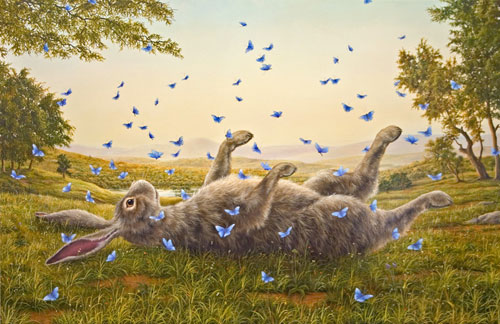 Robert Bissell - The Rapture