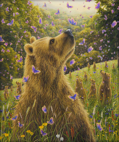 Robert Bissell - The Release