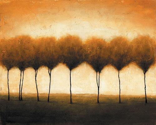 Robert Cook - Partie 3 dans Artistes: Peintres & sculpteurs, etc... trees-ix