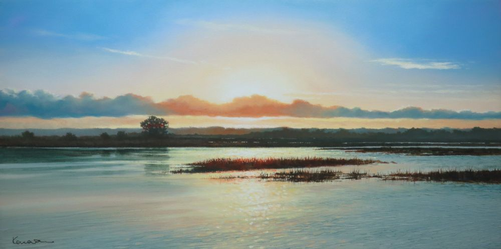 Simon Kenevan - Low Country Sunset