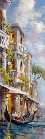 Steven Quartly - A Day in Venezia