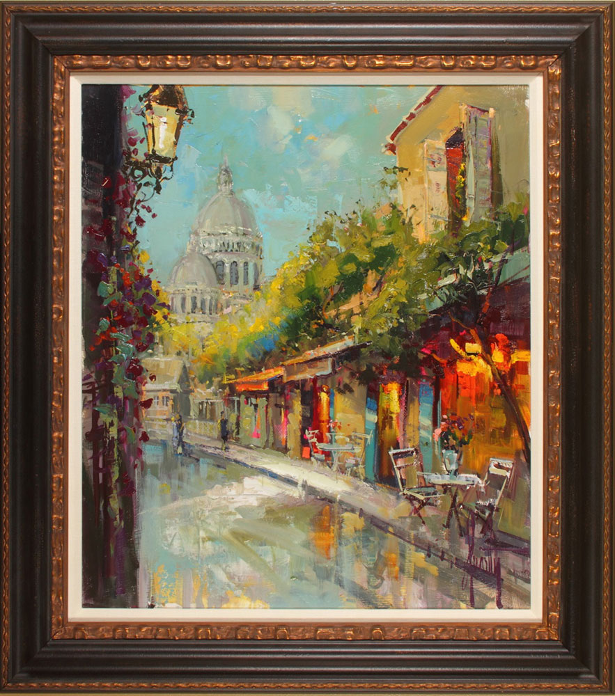 Steven Quartly - Dancing in Paris