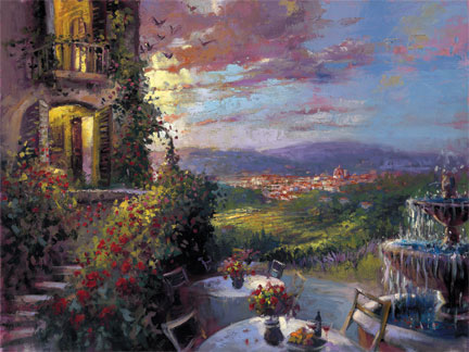 Steven Quartly - Passion of Florence