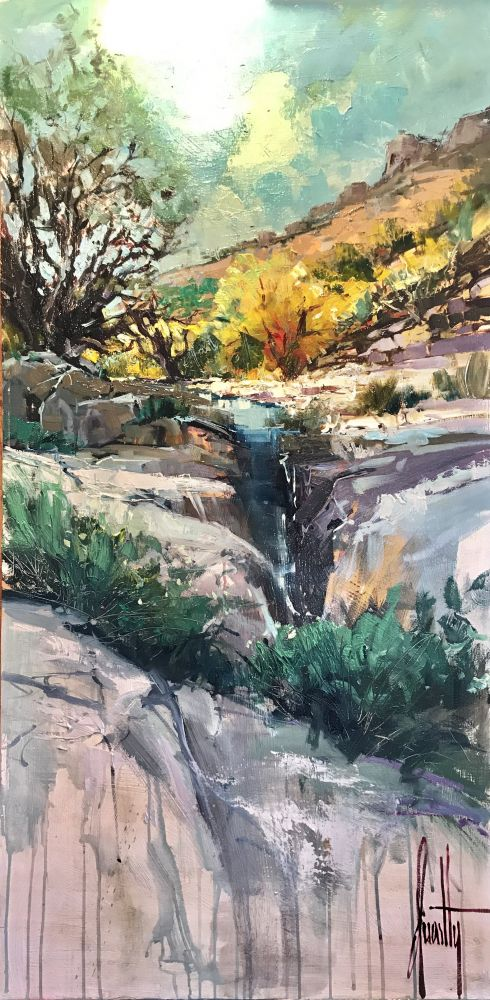 Steven Quartly - Quiet Canyon Morning